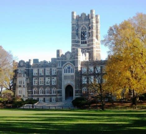 Fordham Üniversitesi Hukuk Fakültesi