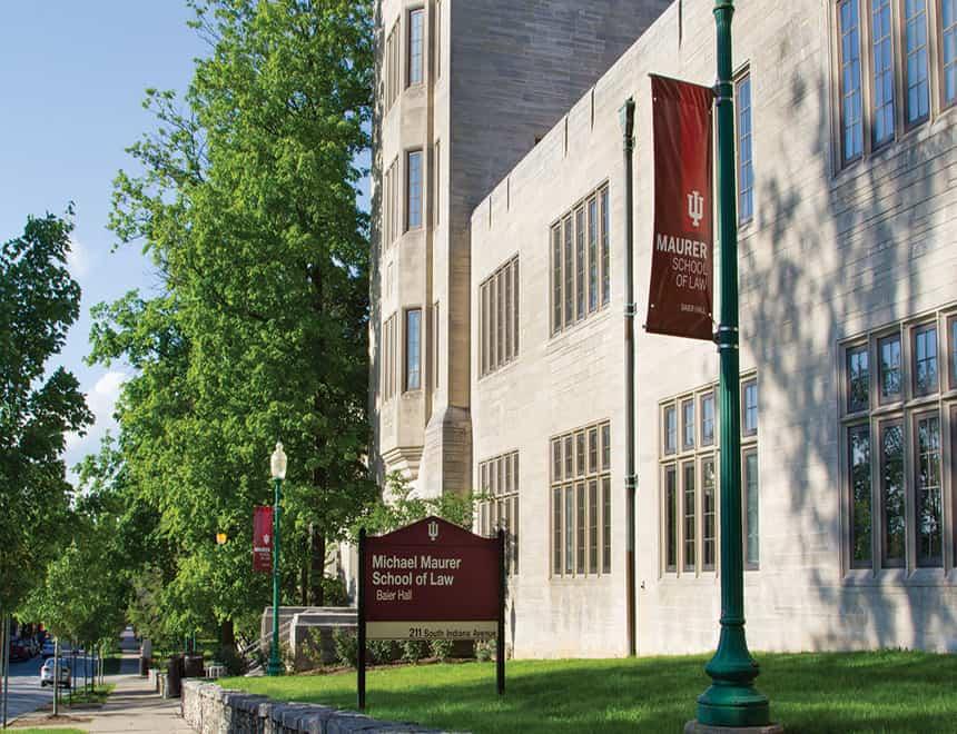 Indiana Üniversitesi Maurer Hukuk Fakültesi