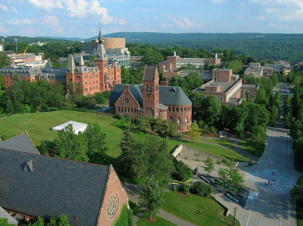 Cornell Üniversitesi Kampüsü