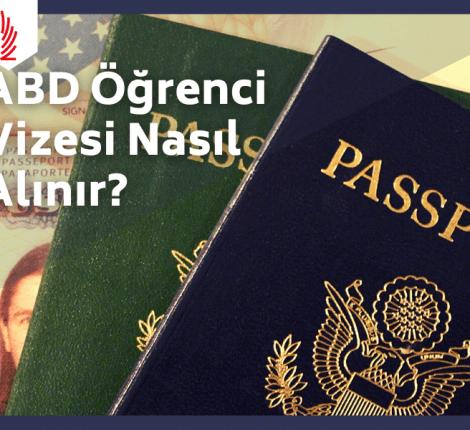 ABD öğrenci vizesi nasıl alınır?